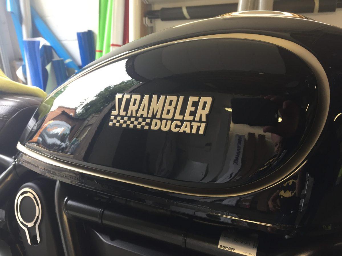 Ducati Scrambler PPF