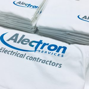 Alectron Services T-shirts