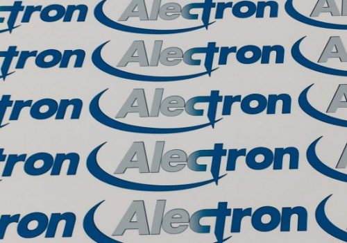Alectron Stickers