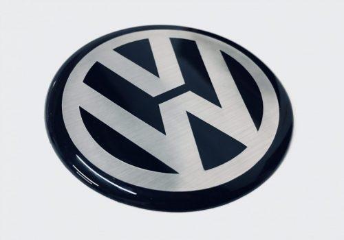 VW Domed Sticker